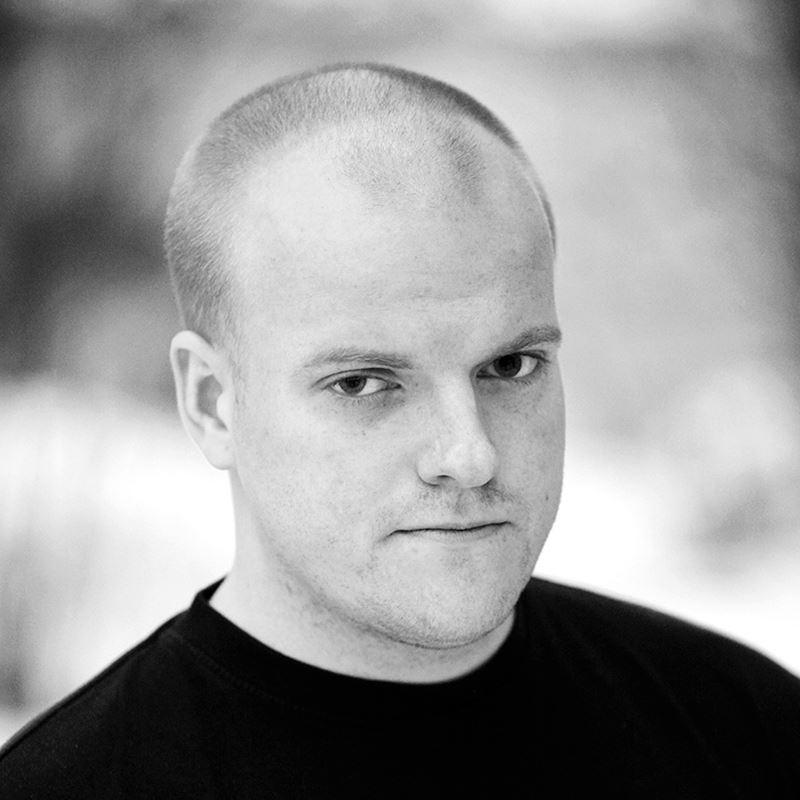 Författarbesök: Henrik Bromander