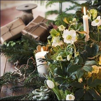 Hantverk och Dekoration inför Julen