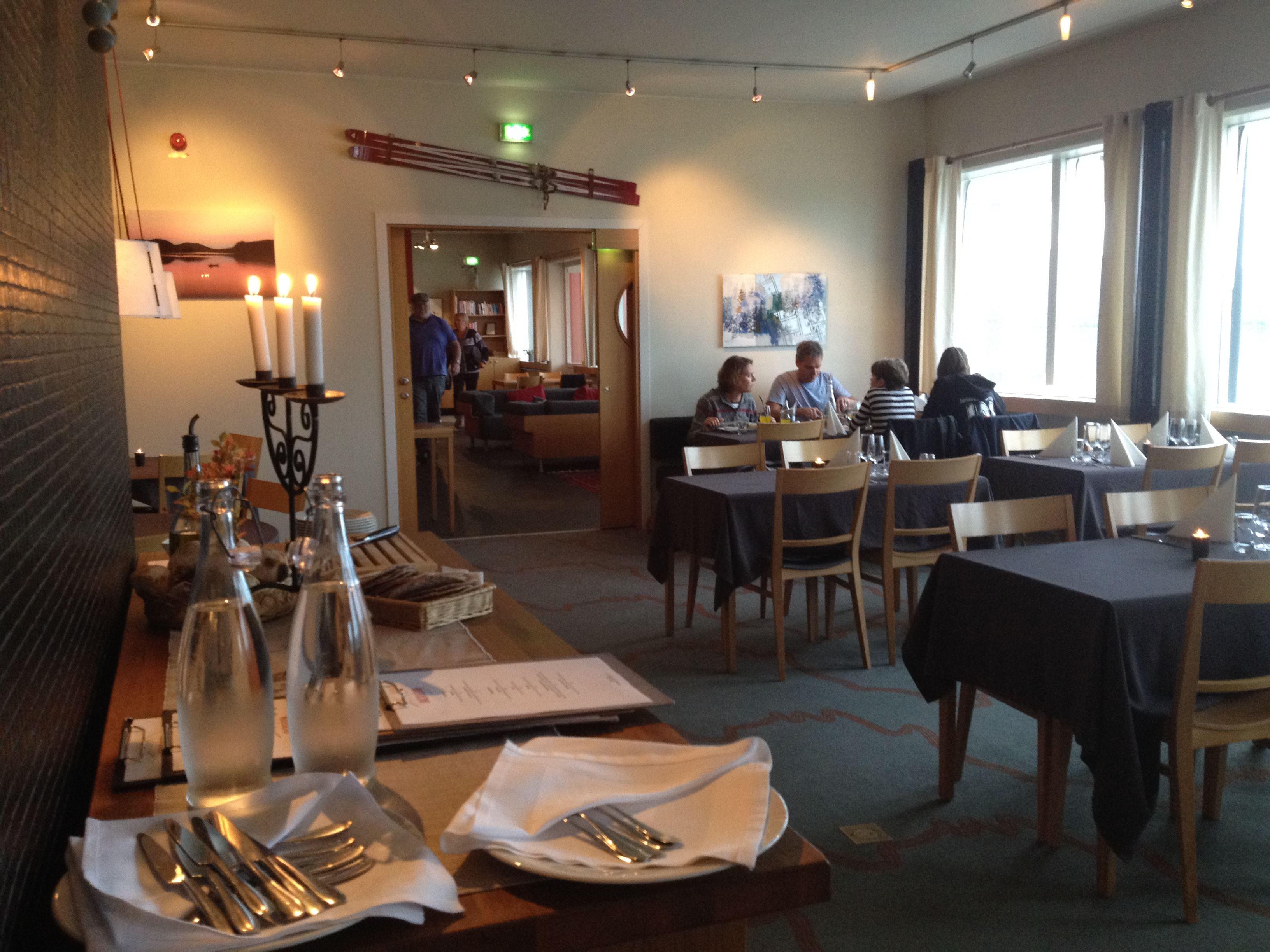 Backfickan Restaurang, Tärnaby Fjällhotell