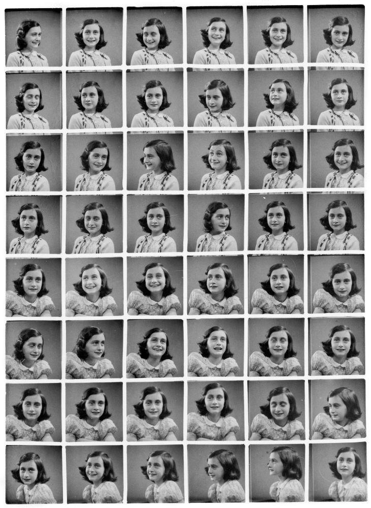 """Anne Frank – """"Om jag bara får vara mig själv"""""""