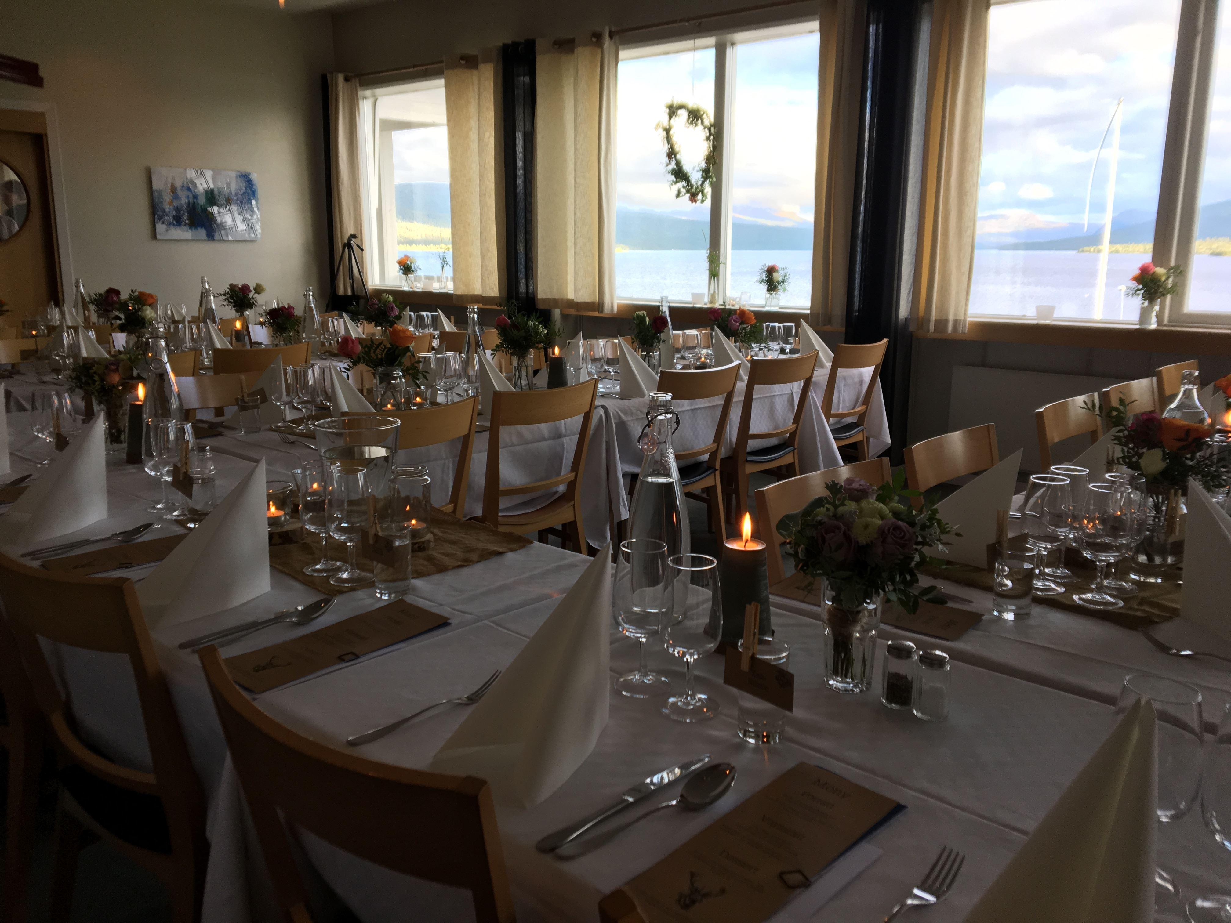 Restaurant Backfickan, Tärnaby Fjällhotell