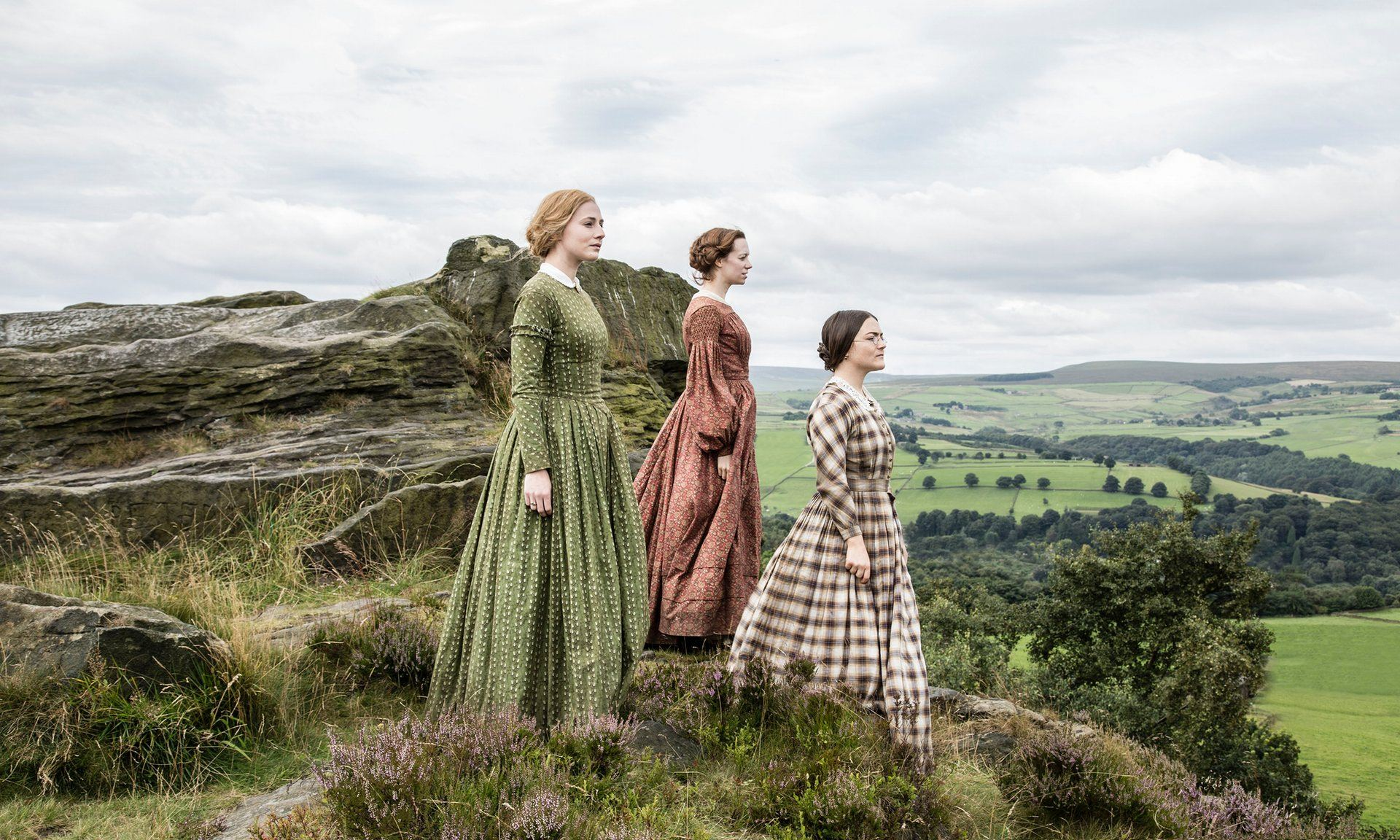 Blå scenen litteratur: Systrarna Brontës värld