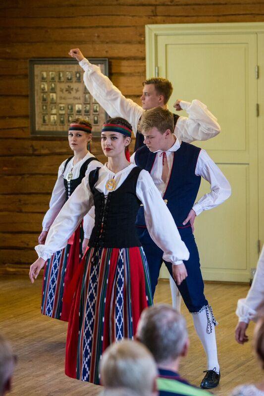 Hollo ja Martta Folklore Festival | International Evening 3 Nov 2017 at 19:00