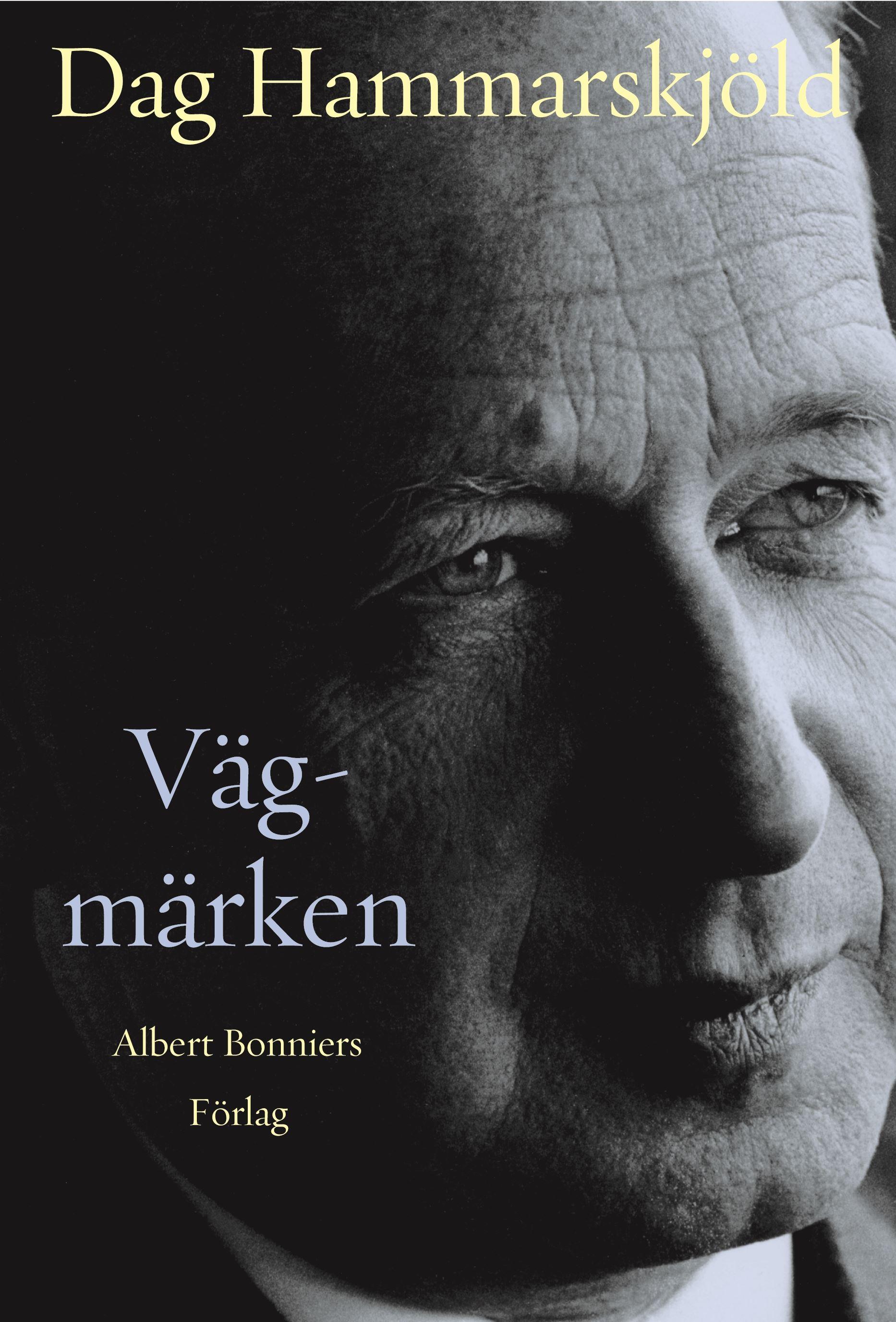 Bonniers,  © Bonniers, Dag Hammarskjöld
