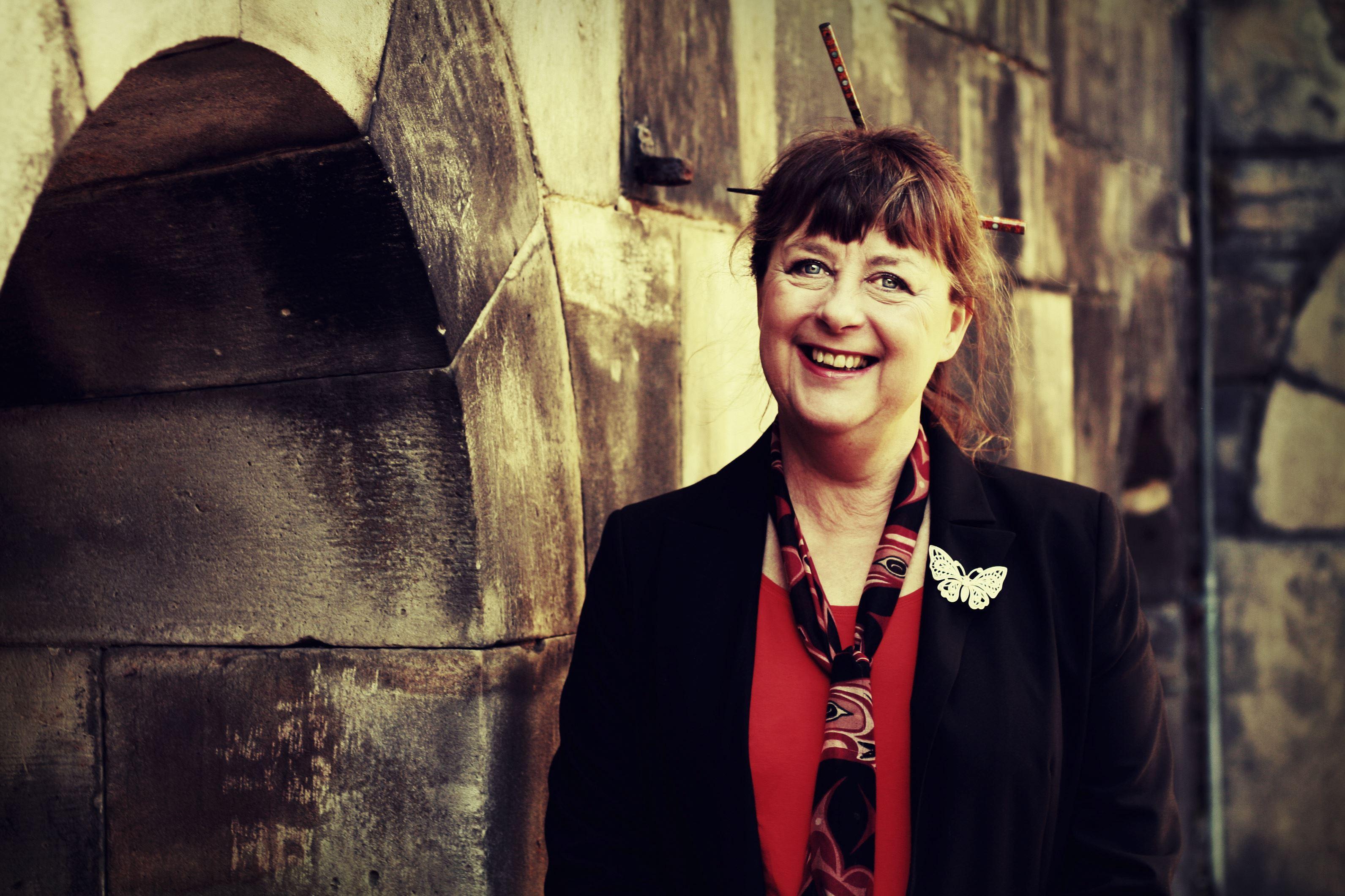 Johanna Jeansson,  © Johanna Jeansson, Författarbesök