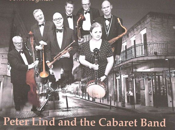 Picknick-jazz: Peter Lind and the Cabaret Band