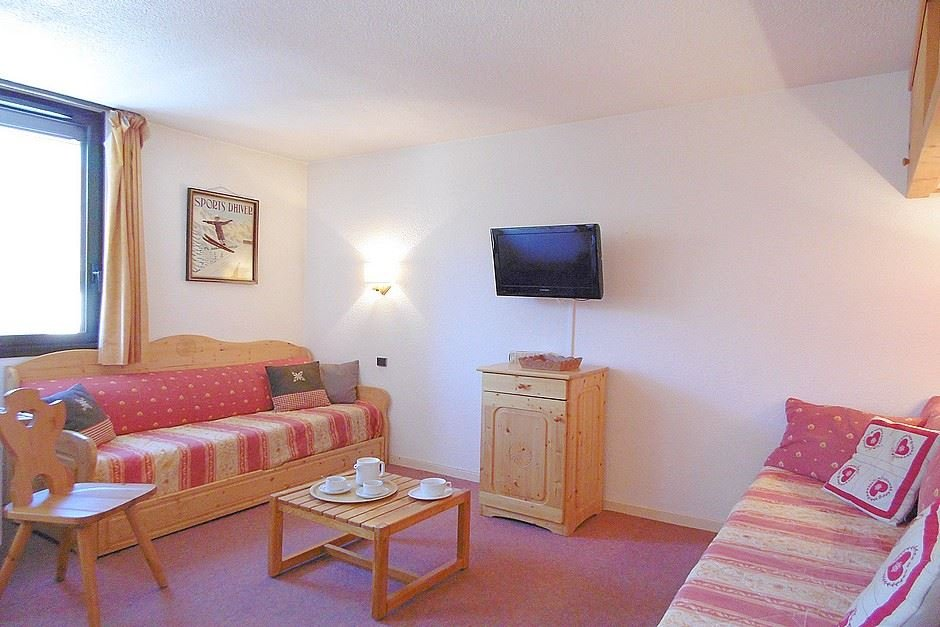 2 Room + cabin 6 Pers ski-in ski-out / CORYLES A 342