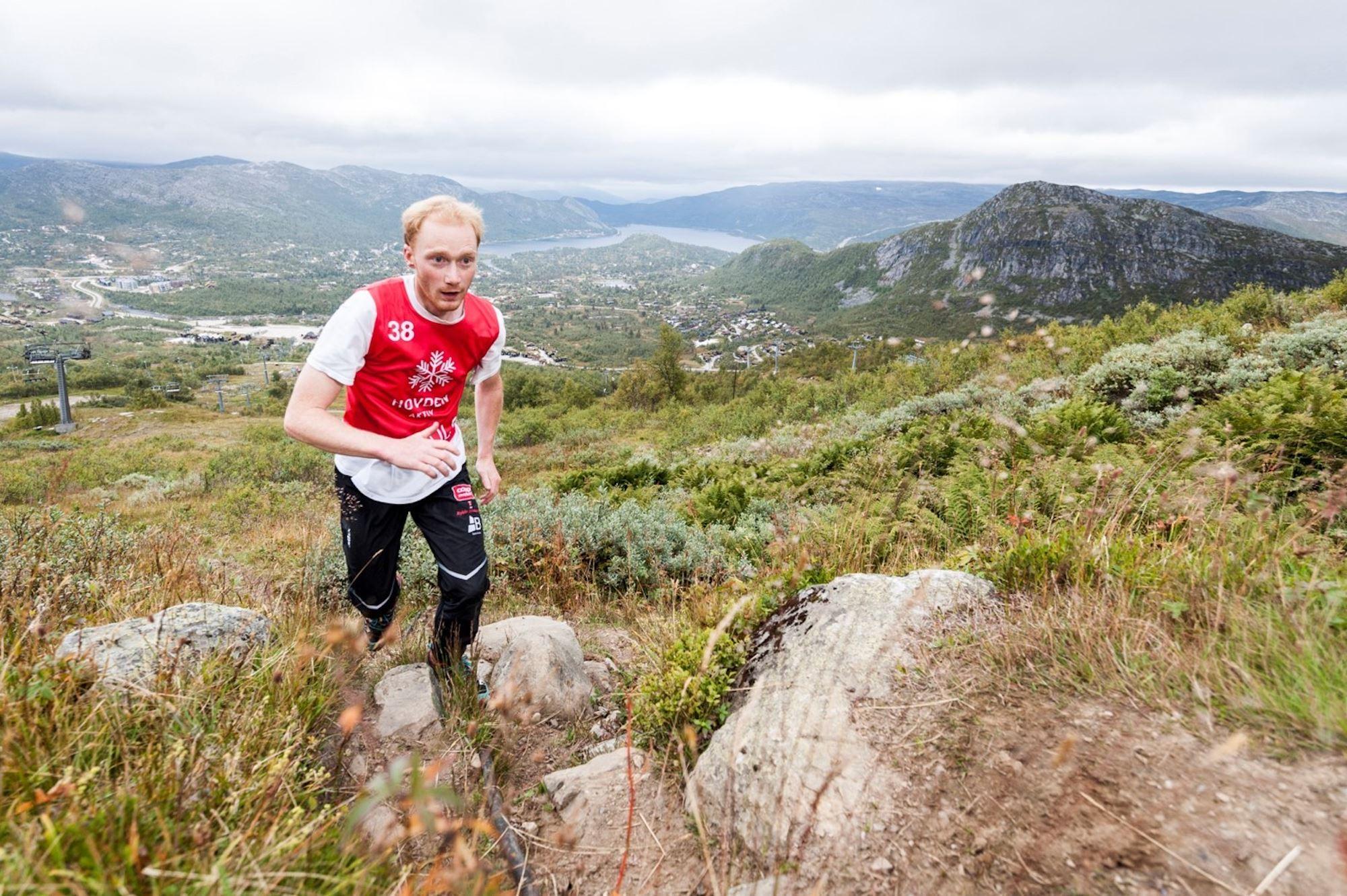 Ti topps 2017 - Bakkeløp