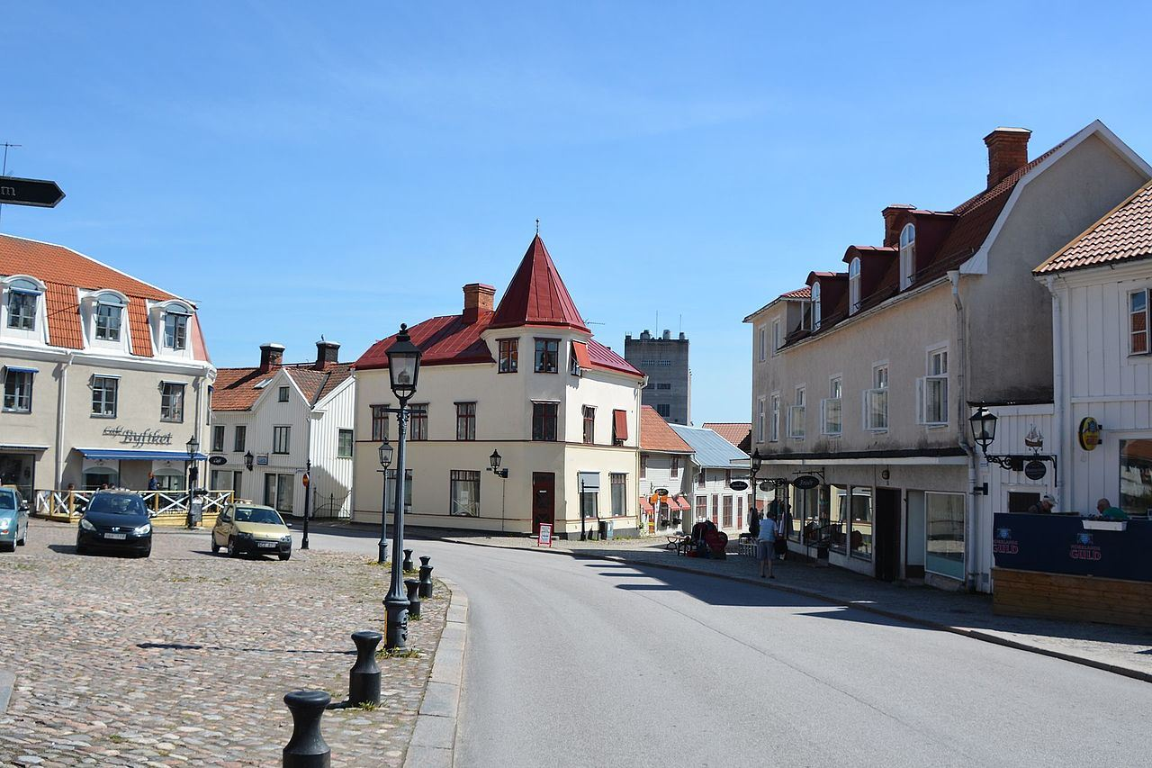 Gamleby Town Square