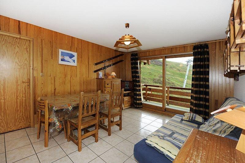3 Pièces cabine 8 Pers skis aux pieds / TETRAS LYRE 3