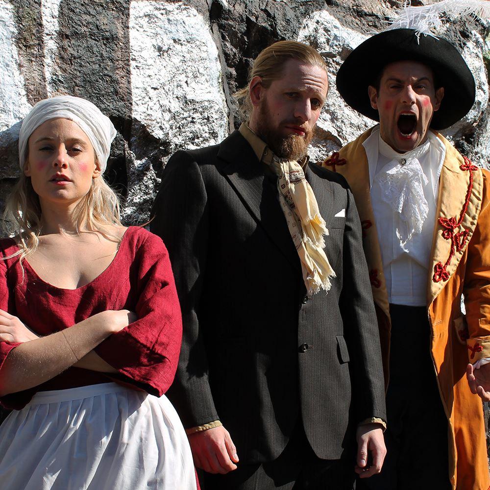 Klasa Fornhammar, Tartuffe - – MolièreEnsemblen