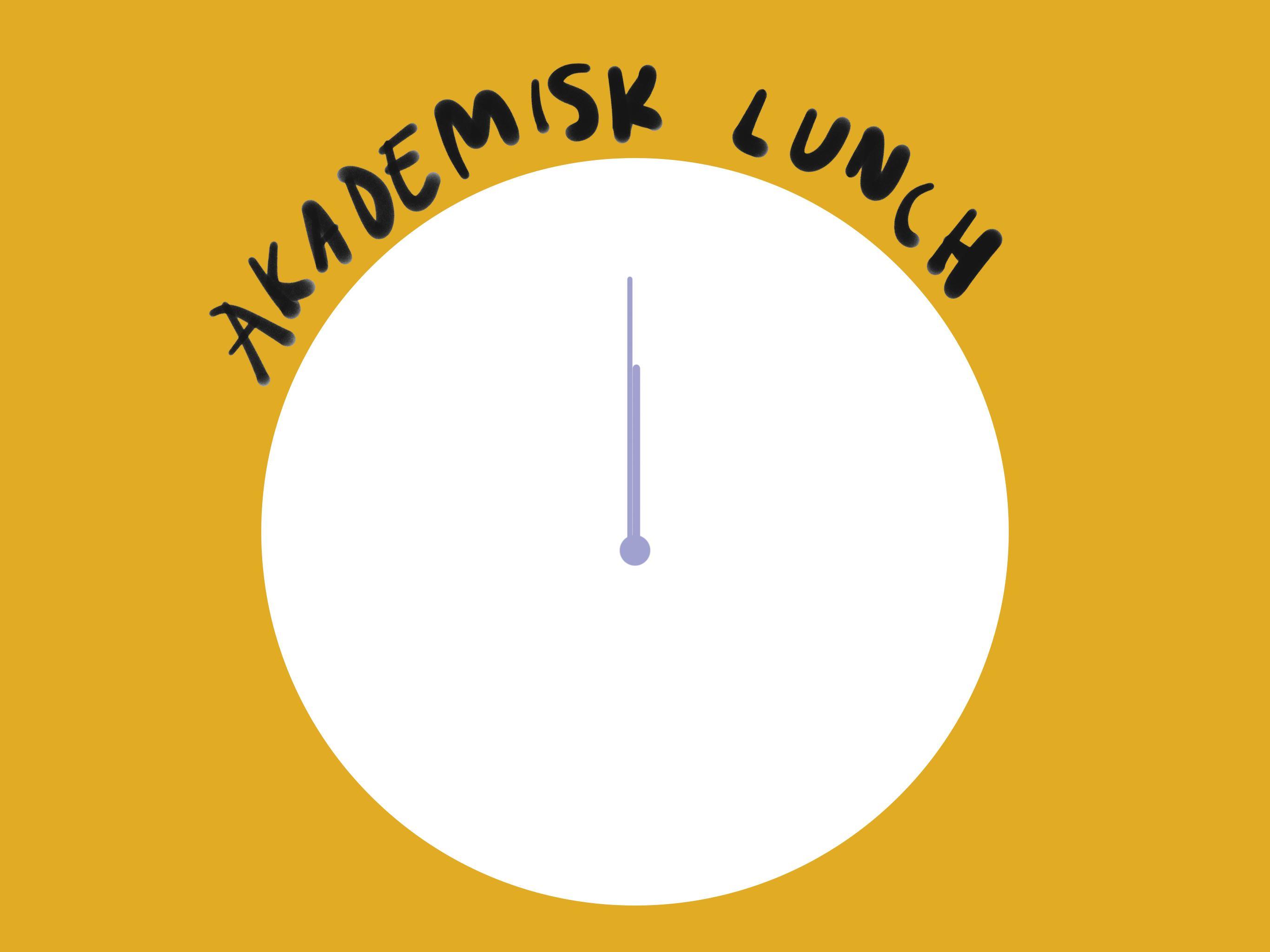 Akademisk lunch - Hur patienter och forskare möter varandra i klinisk forskning
