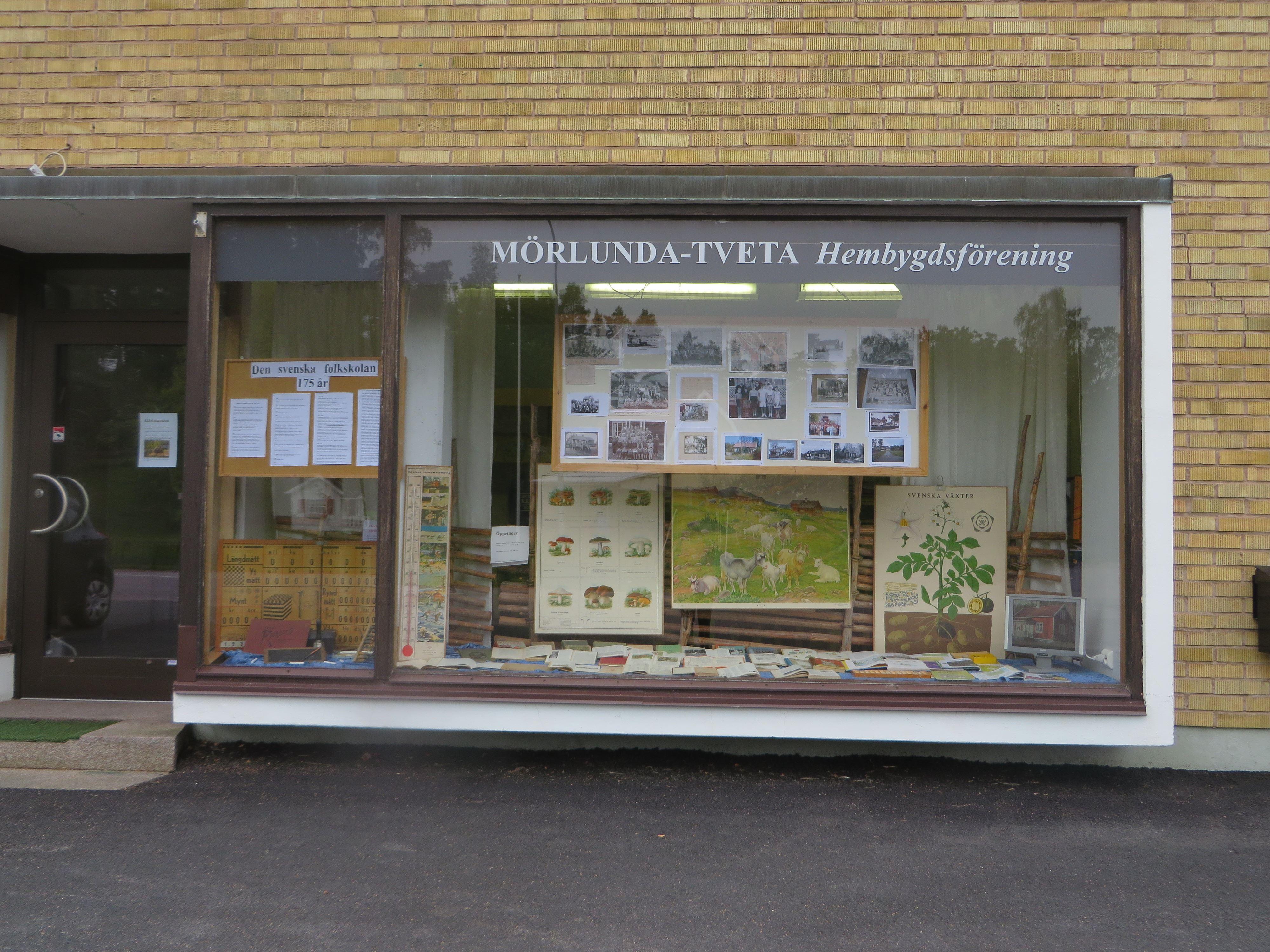 Öppet hus hos Mörlunda-Tveta hembygdsförening