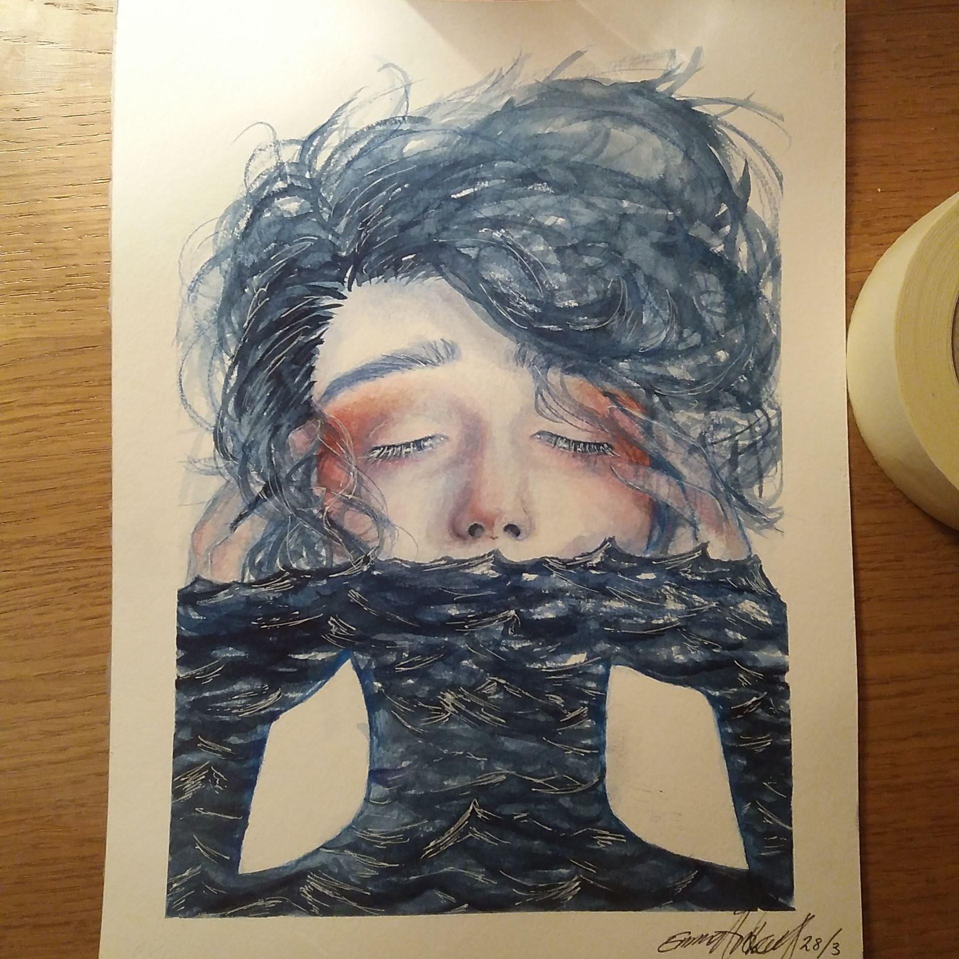 Tavlor av Emma Anderberg