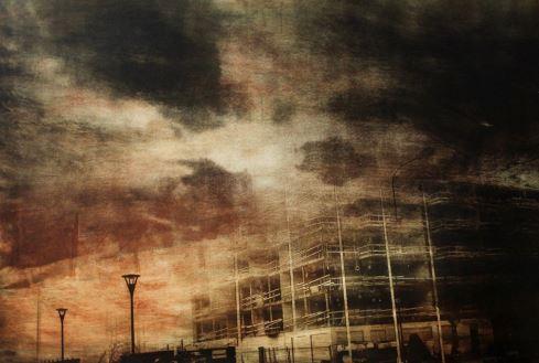 Härke Konstcentrum,  © Anne Lie Larsson, Verk från utställningen