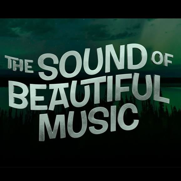 The sound of beautiful music