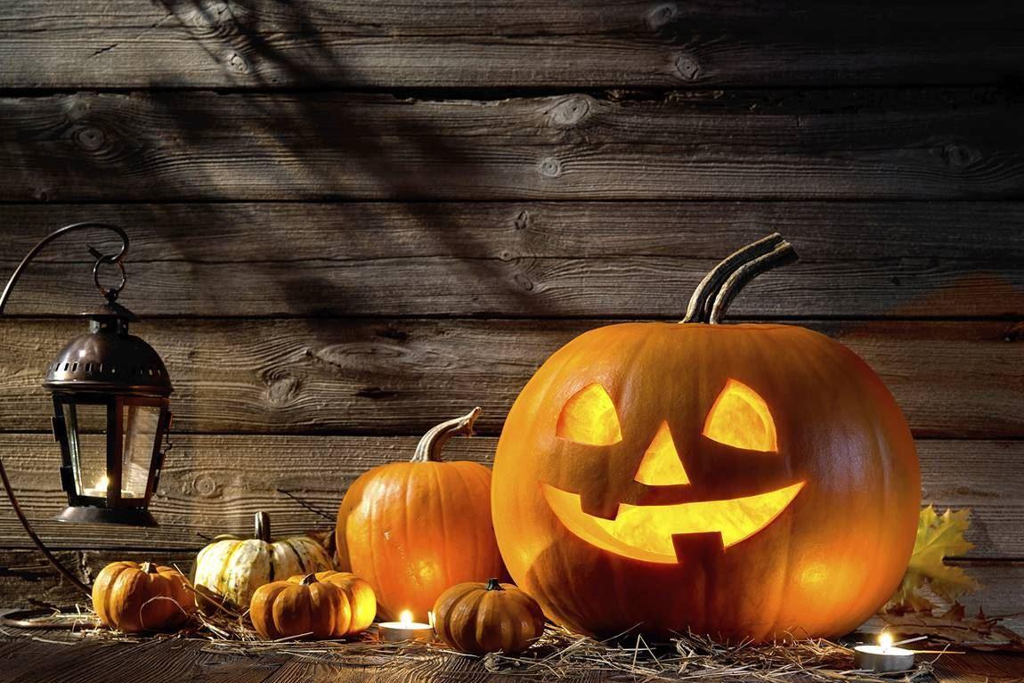 Halloween i Lalandia