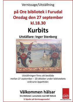 Kurbits - Inger Stenberg