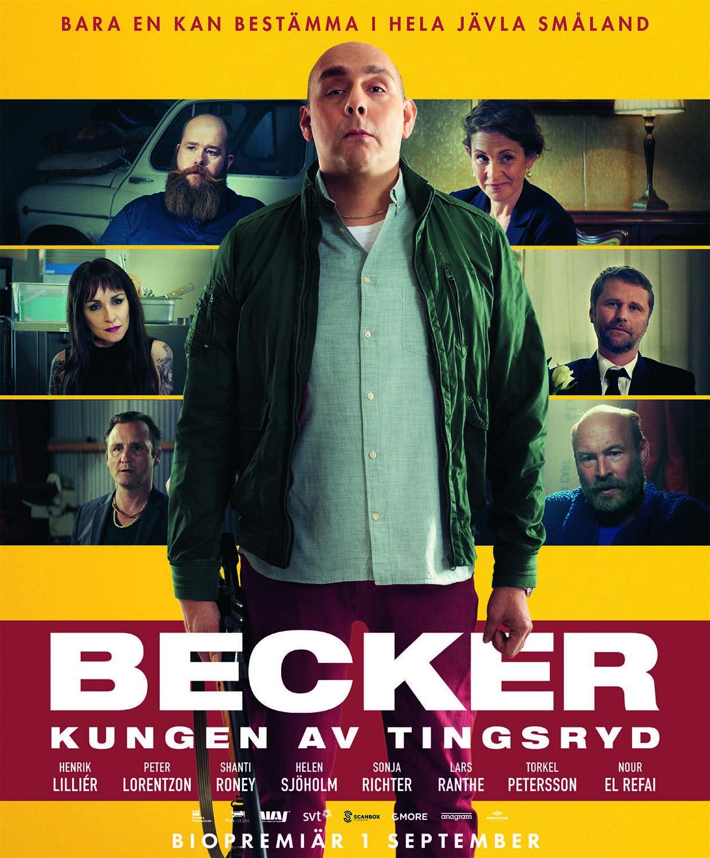 Bio: Becker - Kungen av Tingsryd