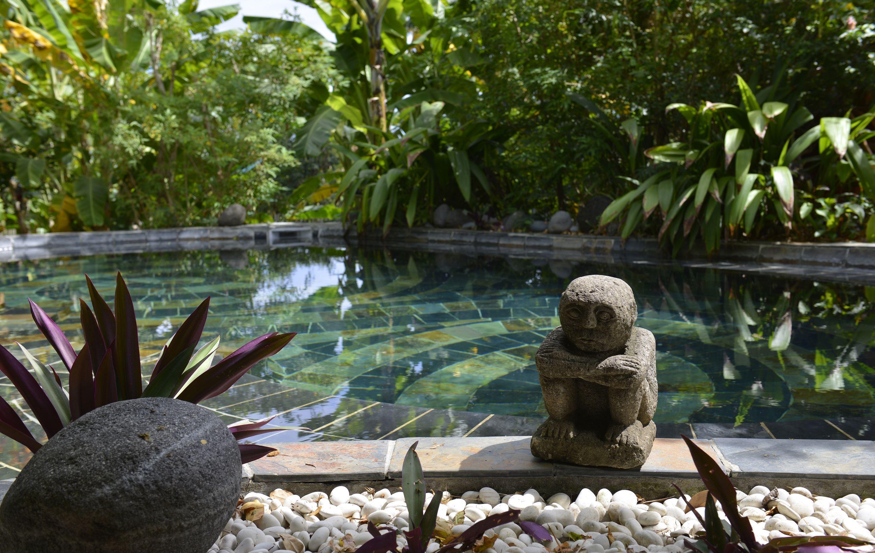 Zarlor (thematische Entdeckung eines Schatzes des Westens der Insel) Entspannung - Natur-Wellness
