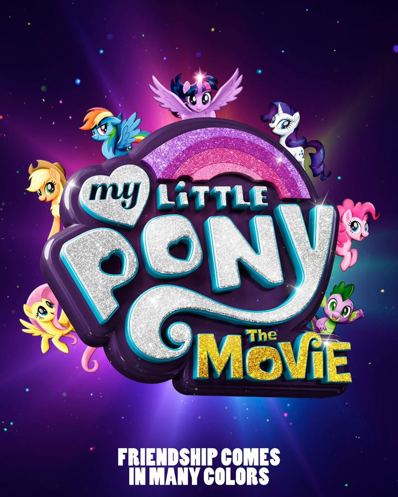 Kultur- och höstlovsbio: My Little Pony: The Movie