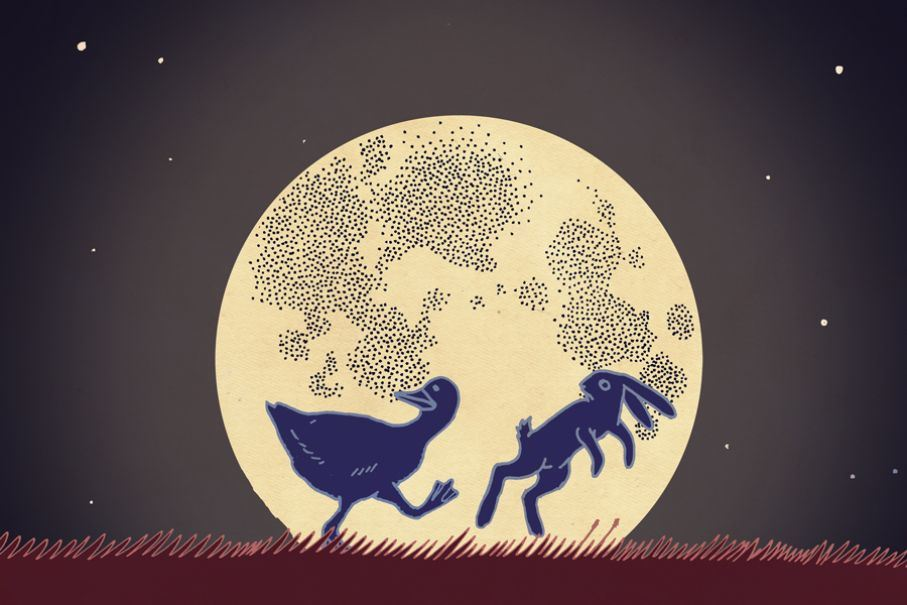 Räven i den kolsvarta natten- Teater Pero