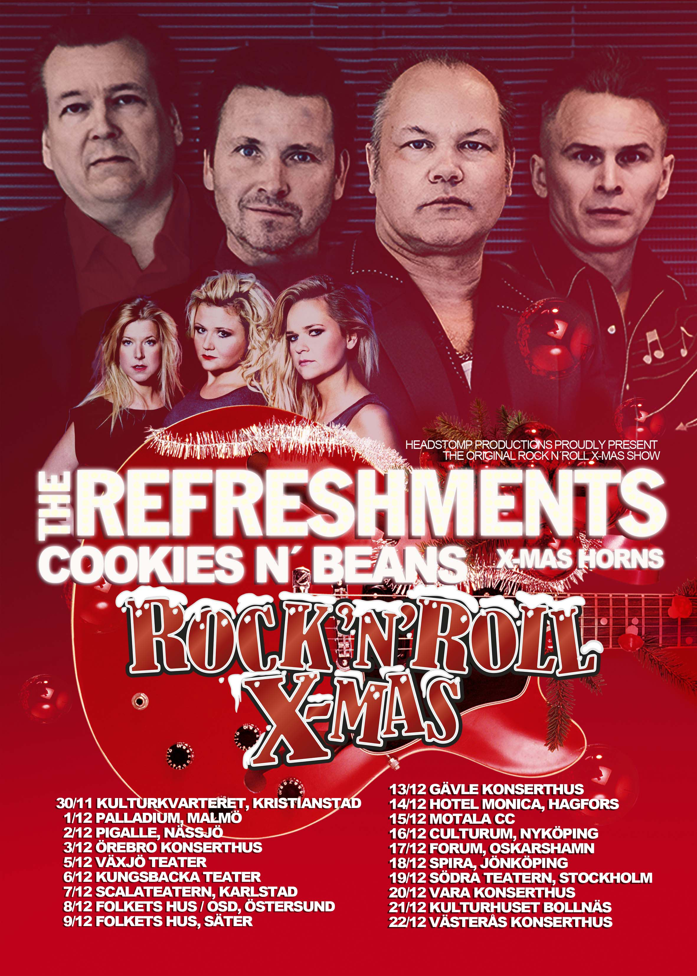 The Refreshments – Rock n´Roll X-Mas