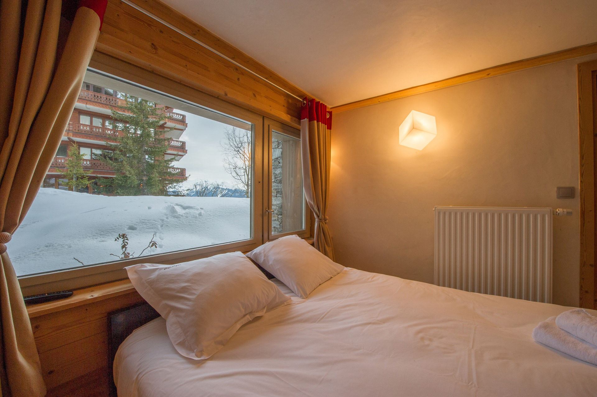 2 rooms 4 people ski-in ski-out / FORET DU PRAZ 101 (mountain of dream)