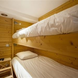 2 rooms 4 people ski-in ski-out / FORET DU PRAZ 101 (mountain of charm) / Tranquillity Booking