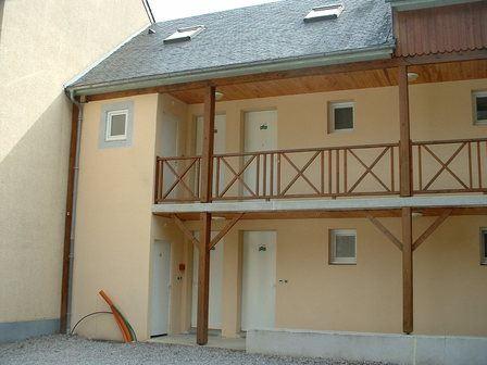 GTBB-URTS - Joli studio mezzanine dans un cadre verdoyant