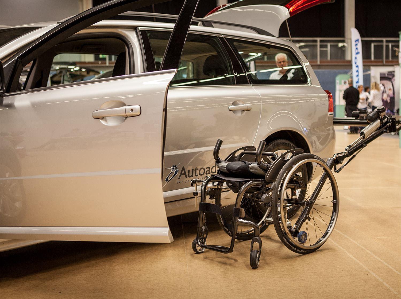 Minimässa om funktionsnedsättning med tema bilanpassning