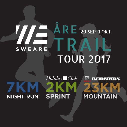 SWEARE Åre Trail Tour 2017