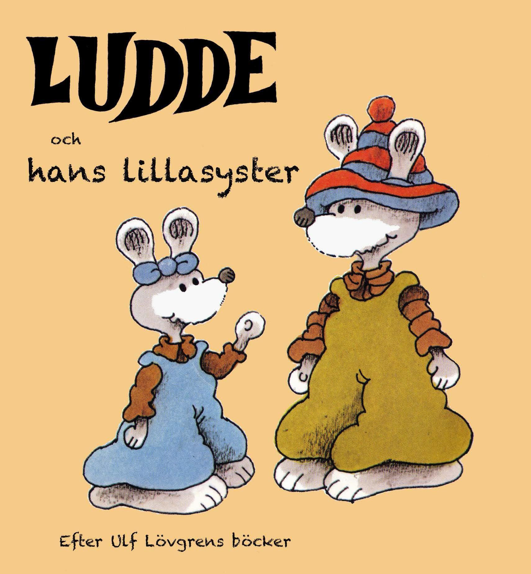 Barnkultur - Ludde och hans lillasyster med Föreningen Svea Sträng