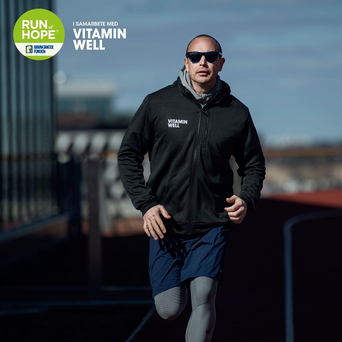 Run of Hope - Vitamin Well & Petter