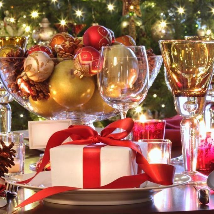 Julshow - Glitter & Glögg