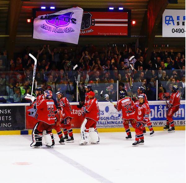 VIK Hockey - Södertälje SK