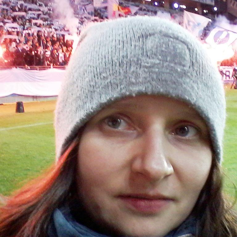 Fikaföreläsning: Fotboll: Att använda magi, skriva historia och skapa känslor