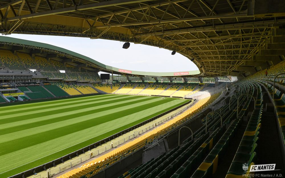 Guided Tour : La Beaujoire Stadium