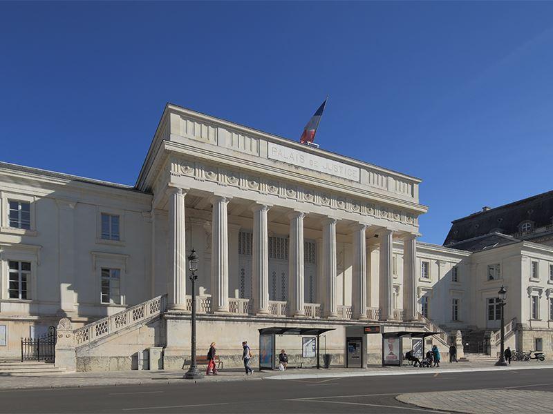 Les lieux de justice à Tours