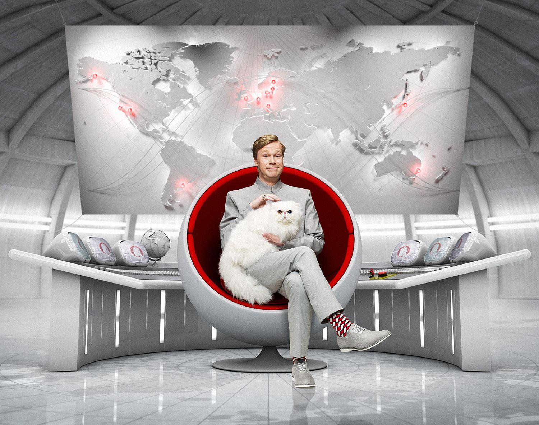 Johan Glans - World Tour of The World (Slutsålt)