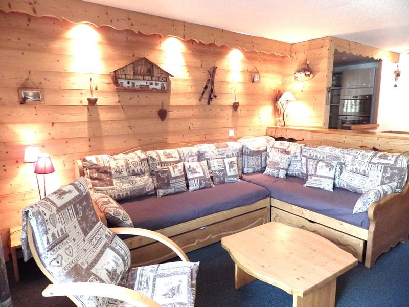 2 Rooms 5 Pers ski-in ski-out / CHANTENEIGE 506