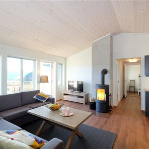 Cabin with 2 bedrooms and sauna