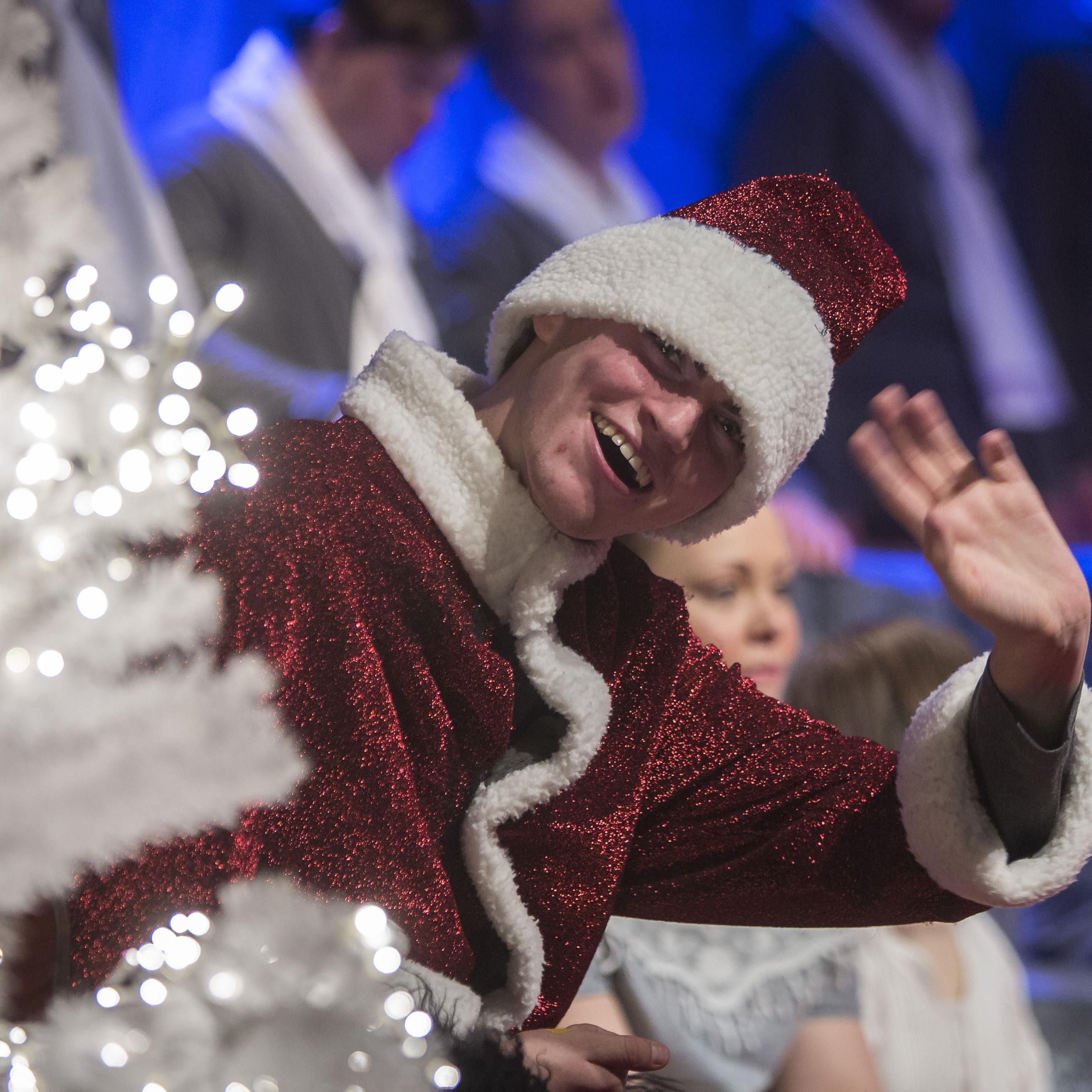 Jullunch med Revyresan