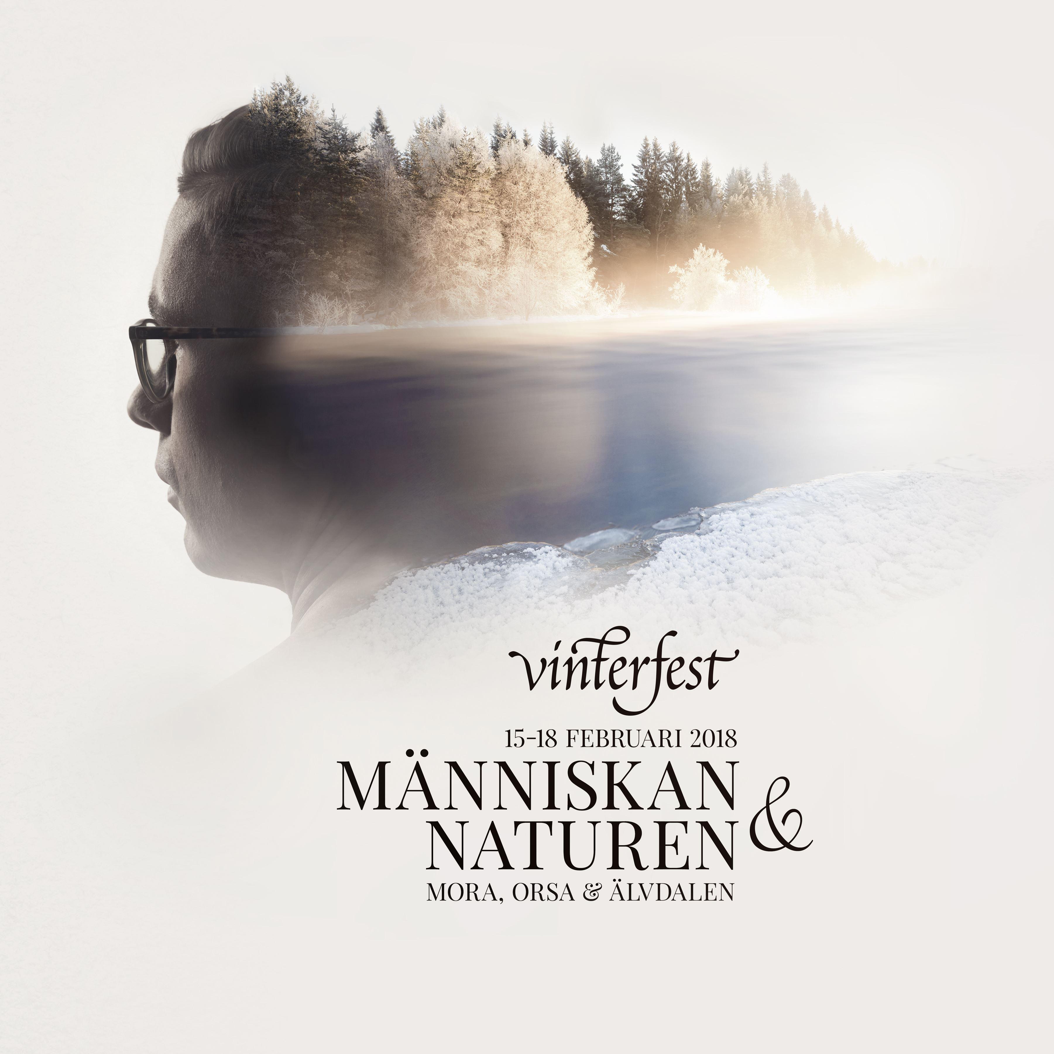Vinterfest 2018 - Människan och naturen