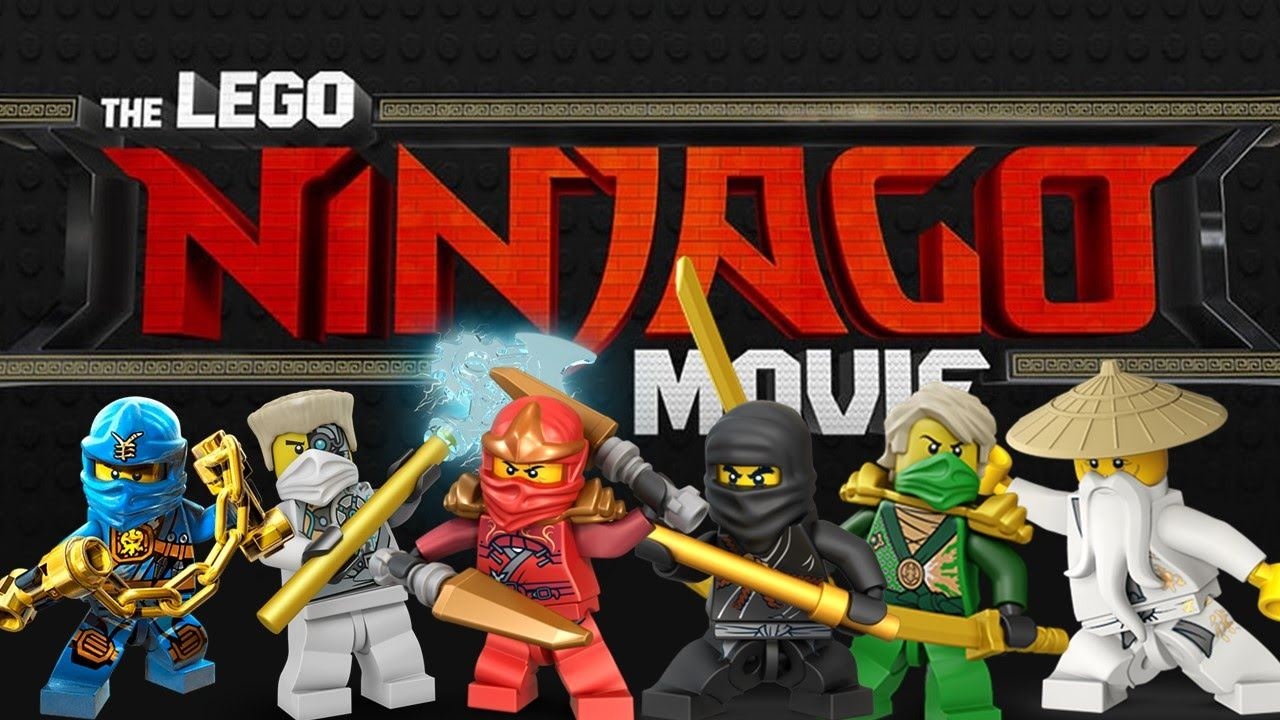 The Lego - NinjagoMovie