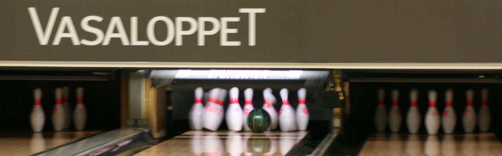 Pensionärsbowling Mora Parken Bowling