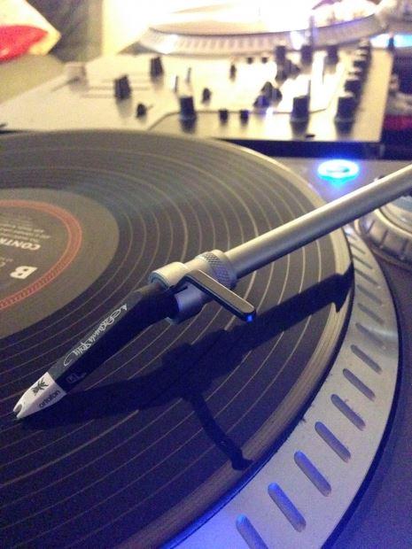 Vinyl med Camilla