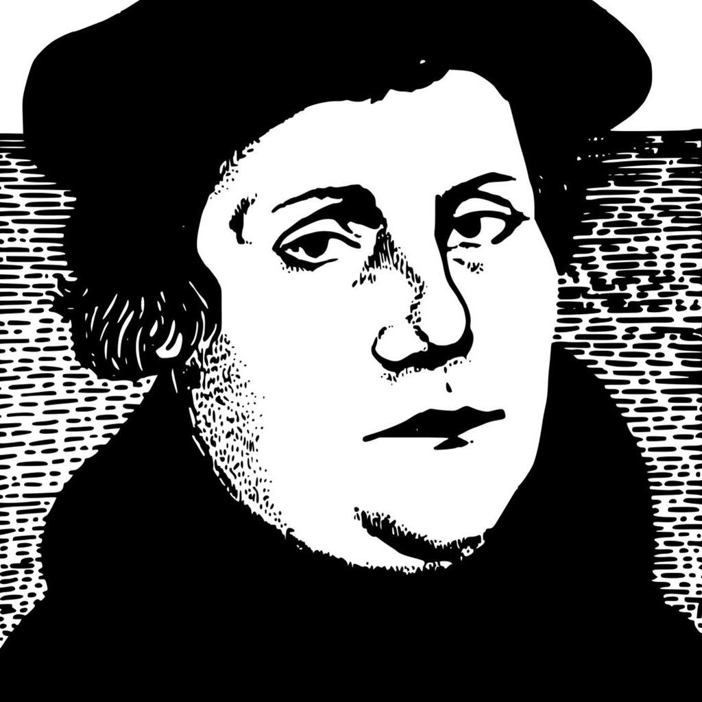 500- årsjubileum: Martin Luther