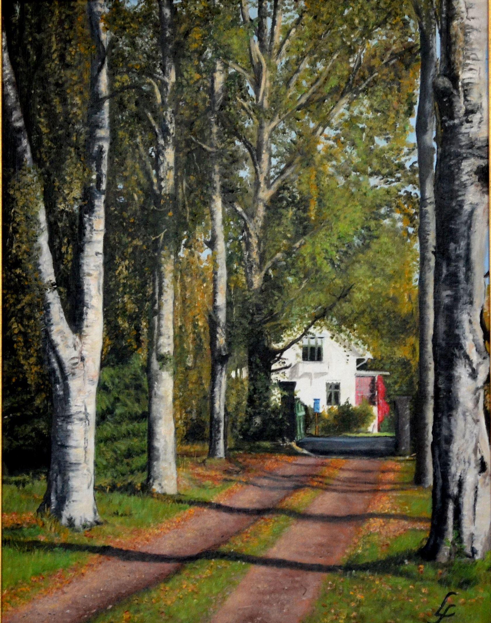 Utställning - Lena Fredriksson