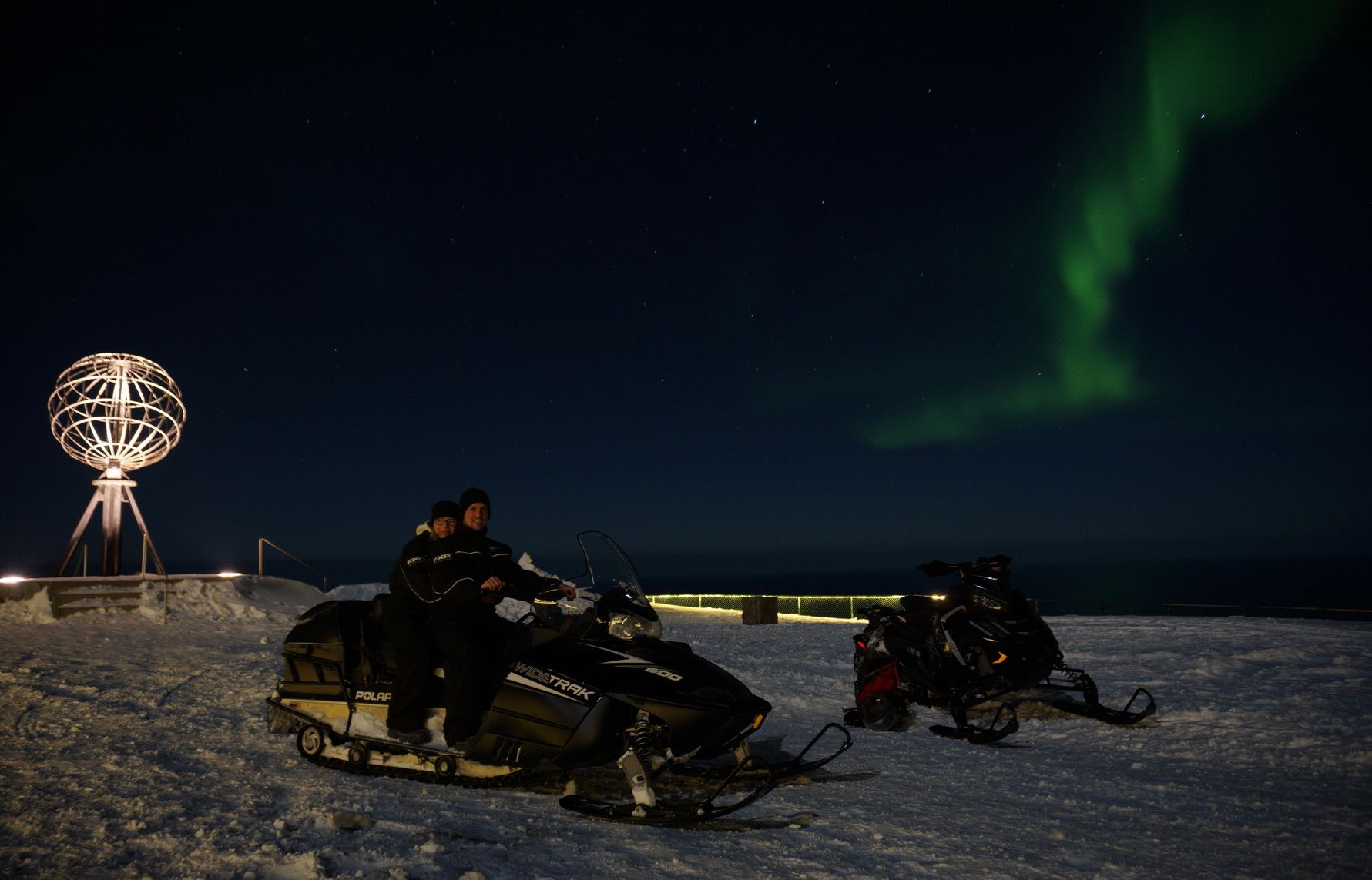 Midnight Expedition to the North Cape